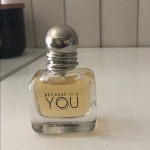 Other - Because it's you by Emporio Armani
